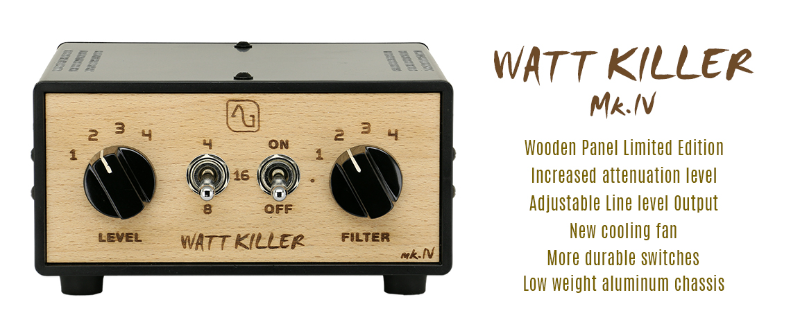 Watt Killer Mark 4