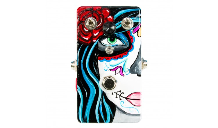 #324 Wooody Overdrive - Booster Pedal