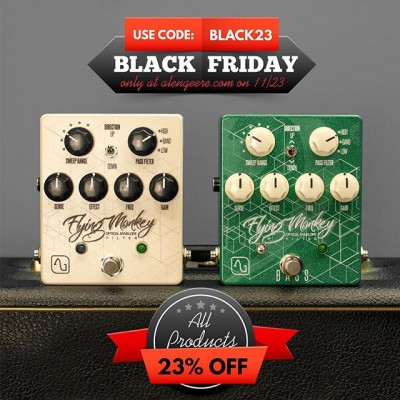 """Suprise! 23% discount is valid for all products at alengeere.com  Use """"BLACK23"""" coupon code at checkout."""